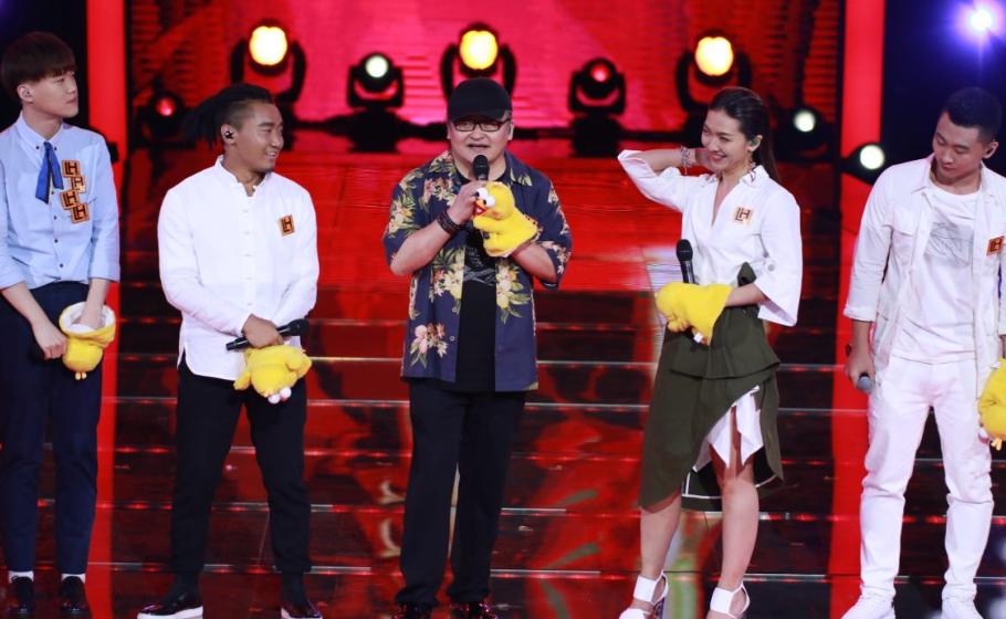 《新歌声》周杰伦刘欢战队内战PK 张杰好运助学员