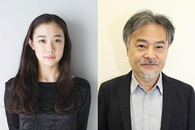 苍井优主演新戏搭导演黑泽清 将采用8K技术拍摄