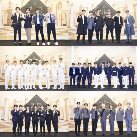 韩综《Kingdom》一伴舞确诊新冠 众男团接受检测