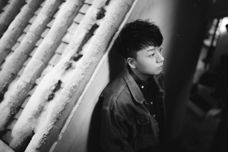 组图 张磊新曲 因为一个人 上线 诠释为爱痴狂
