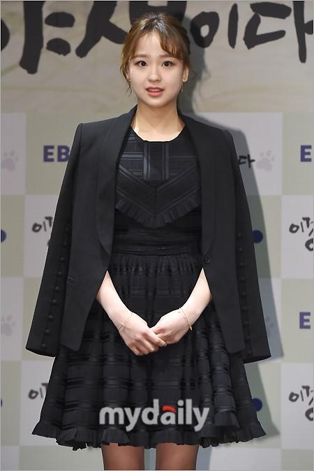 高清套图:原韩国体操一姐孙妍在转型 当节目主持人