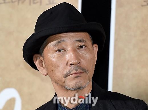 组图 日本电影 深夜食堂2 韩国宣传 小林薰出席