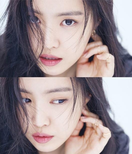 韩国美女孙娜恩拍写真清纯迷人