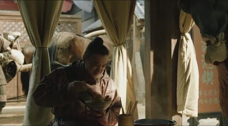 组图:胡饼羊肉柿子茶汤…《十二时辰》里的唐朝美食你吃过吗?