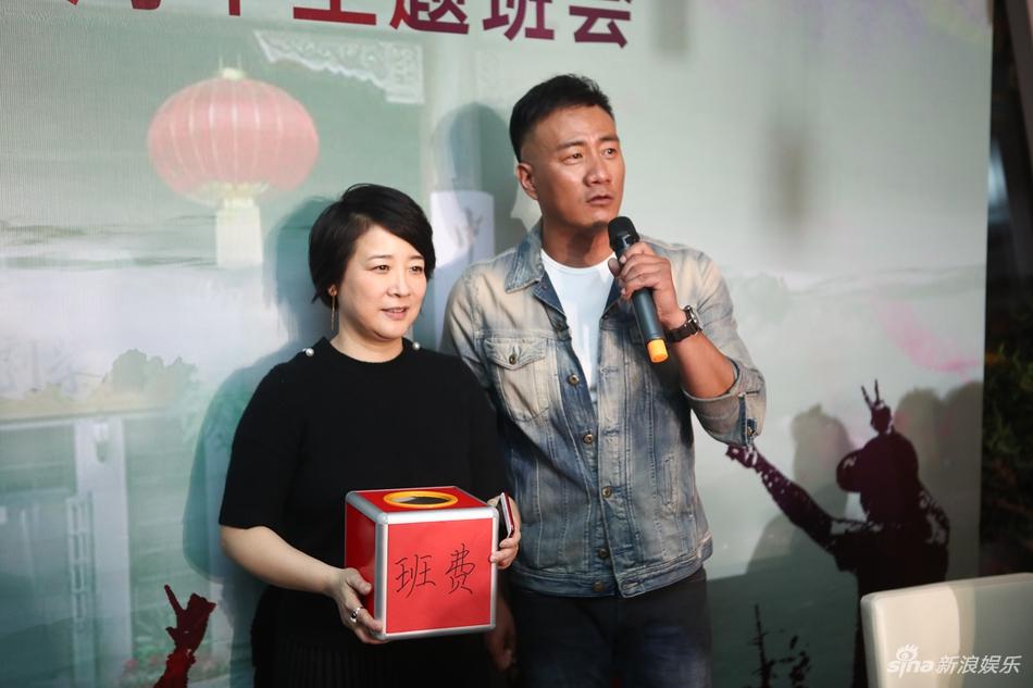 陈小艺、胡军