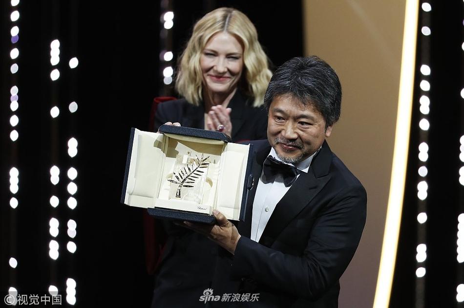 电影:戛纳电影节组图斩获是枝裕和出炉金棕榈寻情记奖项图片