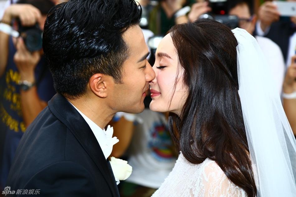 组图 杨幂刘恺威发表离婚声明 昔日恩爱瞬间已成过往