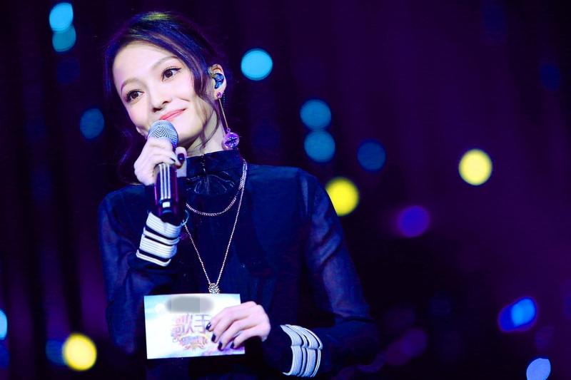 张韶涵领衔《我是歌手》八大音乐串讲人