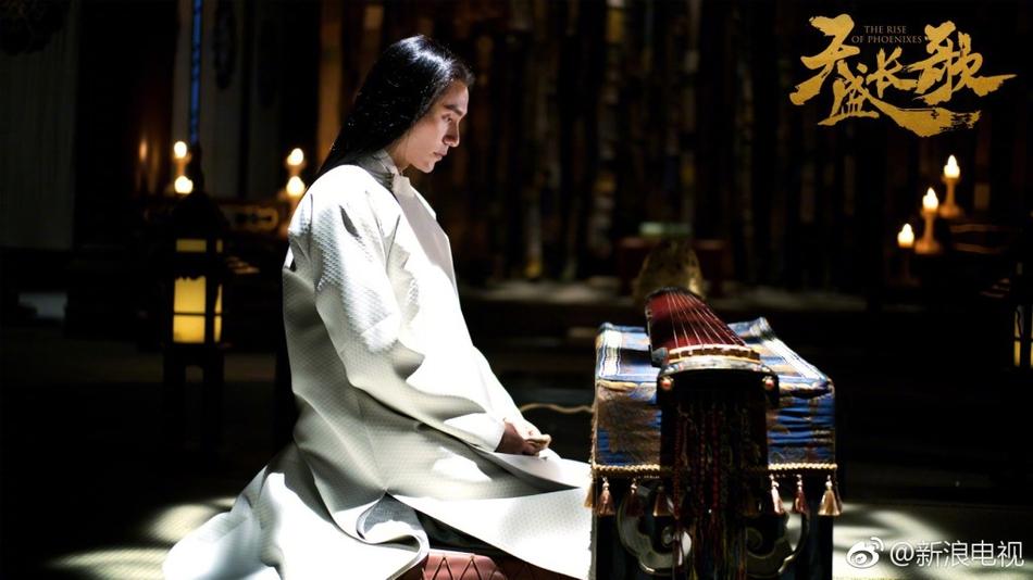 陈坤倪妮会成为第二部逆袭的《琅琊榜》吗