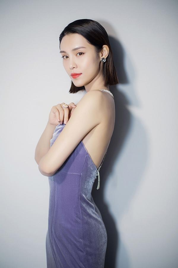 """揭秘美女演员""""仪贵人""""韩丹彤的成名经历与感情生活"""