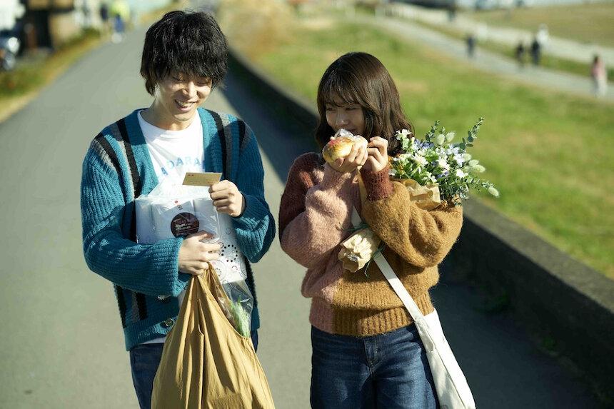 花束般的爱情剧照开放菅田将晖有村架纯扮演一对夫妇