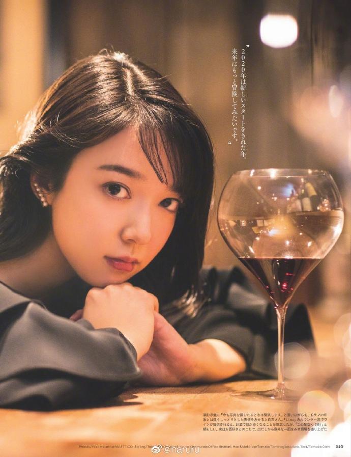 上白石萌音 山本舞香 东京店杂志照片氛围饱满