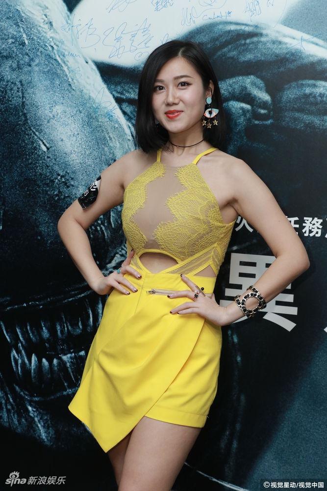 组图 异形 契约 香港首映 众星合影 抱脸虫 白云秀性感