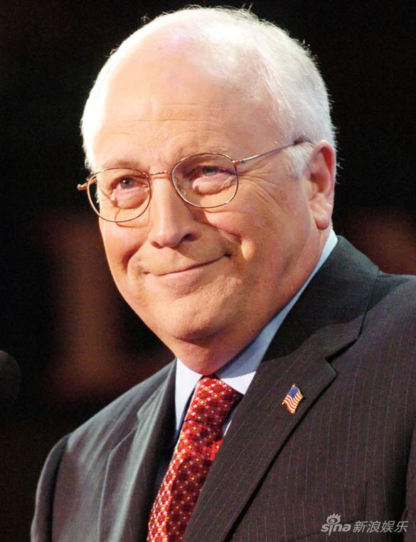 贝尔将扮演美国前副总统dick cheney