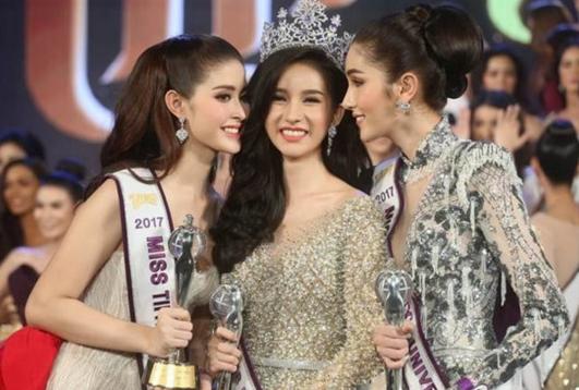 泰国2017变性皇后出炉 泰版Baby夺冠