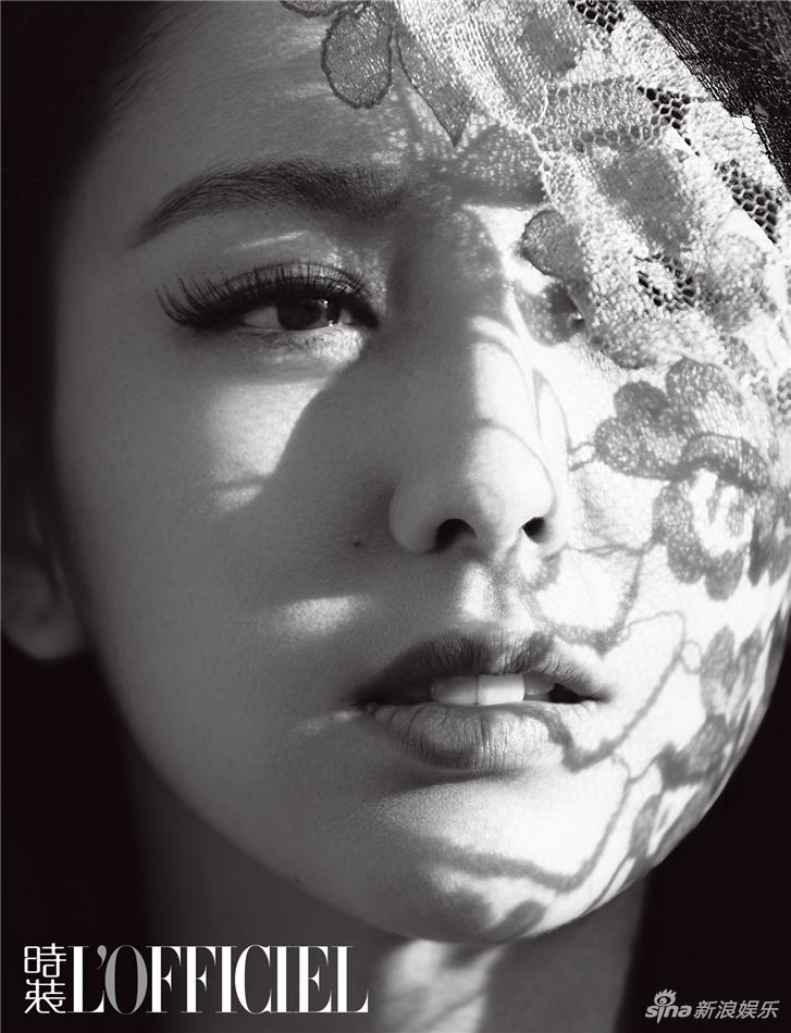"""佟丽娅登时尚杂志封面 异国夏日写真展时尚魅力"""""""