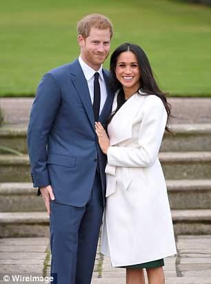 哈里王子与梅根-马克尔