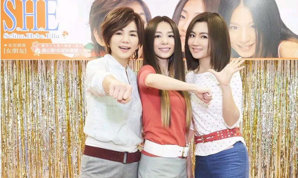 成军17年的她们配不上中国第一女团了吗?