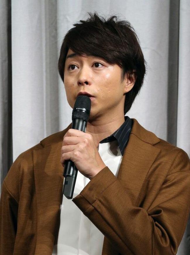 樱井翔时隔三年半再演电视剧 搭档广濑铃桥本环奈