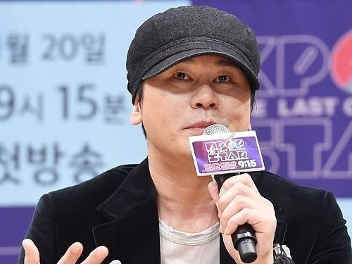 韩媒曝警方以不起诉意见将YG社长杨贤硕送检