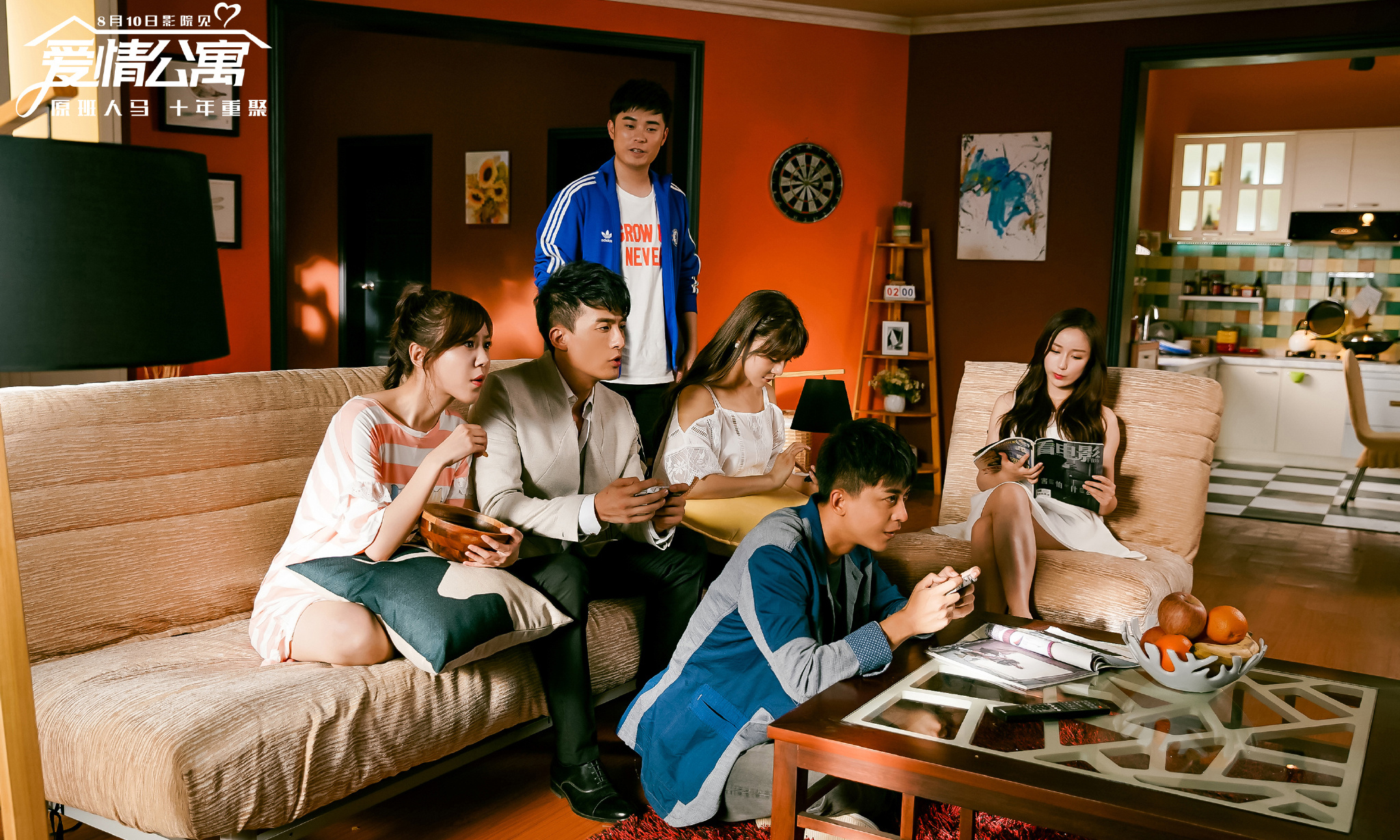 中国电影能从盗墓公寓里学到什么?