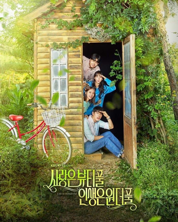 韩剧收视:《美丽爱情》大跌 《山茶花》进前三
