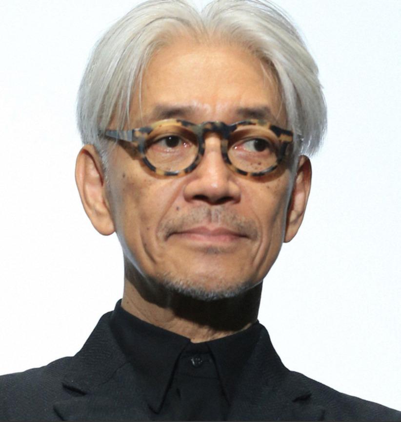 坂本龙一宣布患直肠癌 于去年发现后已接受手术