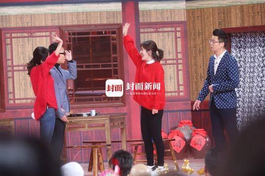 谢娜川话小品《快说,我愿意》[视频] 王迅、鞠婧祎、吕一、杨迪等表演