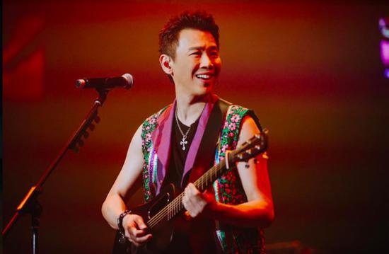 陶喆在新加坡开唱