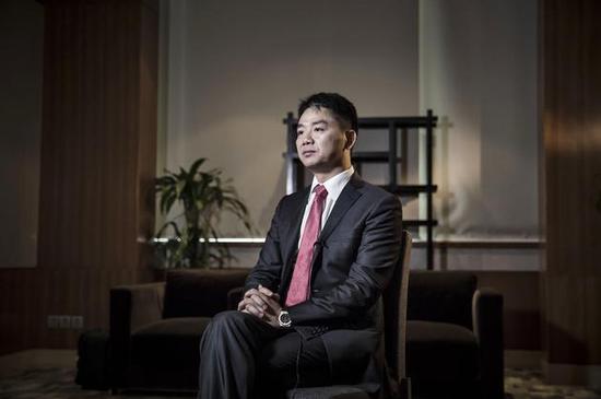2016年的劉強東