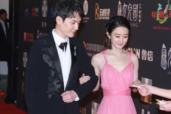 电影《西游记女儿国》首映礼。(资料图,图片来源:视觉中国)