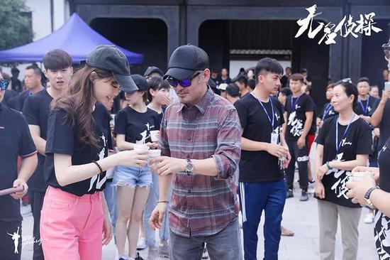 耀客传媒2019年待播剧《无名侦探》