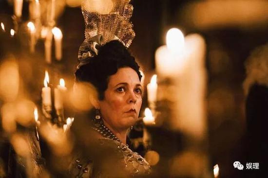《寵兒》女主奧利維亞·科爾曼
