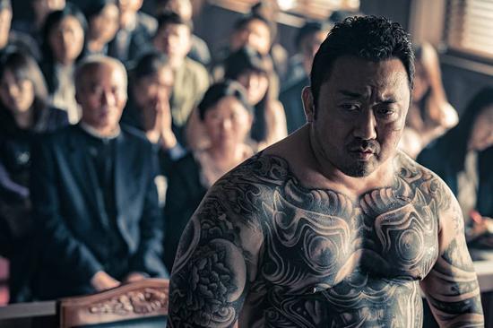 《釜山行》硬汉曾是小鲜肉 还当过UFC冠军教练