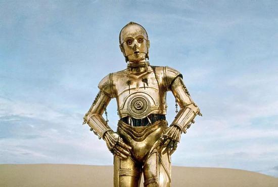 《星球大战》中的C-3PO