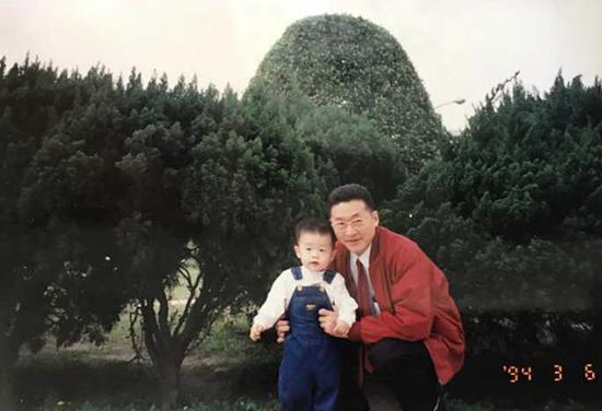 李敖與李戡
