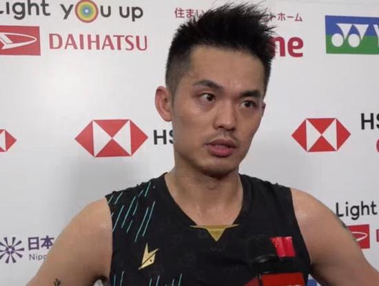 日本赛林丹遭遇一轮游 冲击奥运会形势严峻