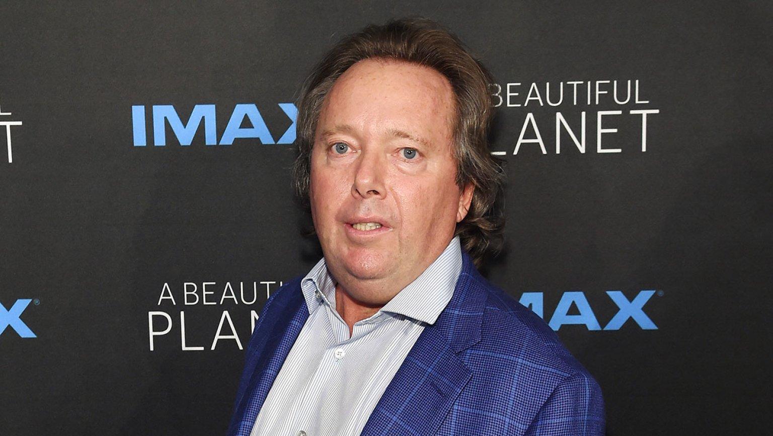 IMAX首席執行官理查德·格爾豐德。