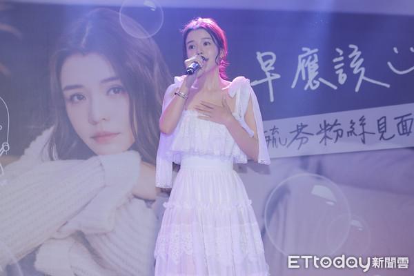 李毓芬被问前男友柯震东:有联络 但很少