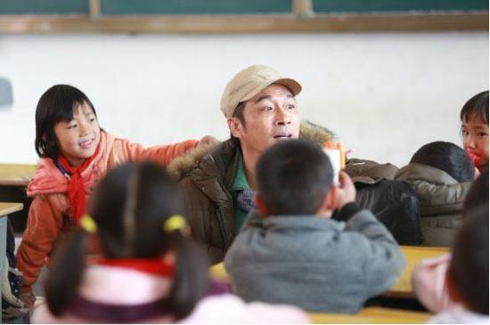 《闪爸2》本周收官吴镇宇获留守儿童敞心表白