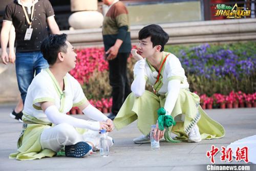 《挑战者联盟》白凯南沈凌成兄弟 魏晨大展腰功