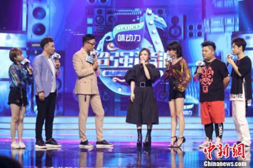 徐佳莹自曝歌唱比赛险退赛 惧怕承受压力