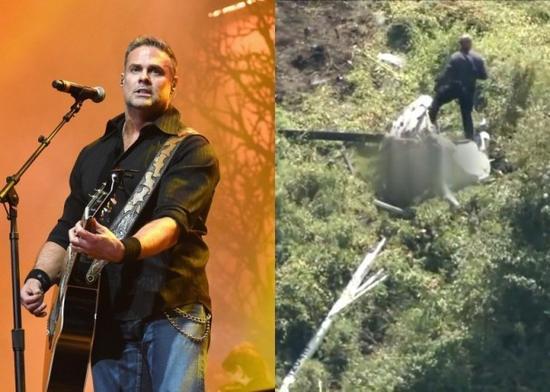 美国歌手特洛伊·詹特瑞遇直升机意外不幸去世
