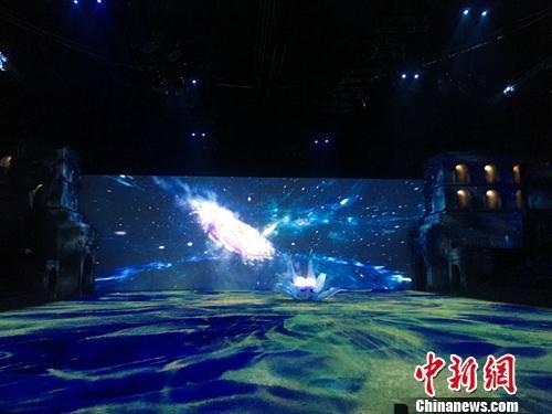 史诗马秀《特洛伊》北京亮相