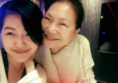 小S和妈妈