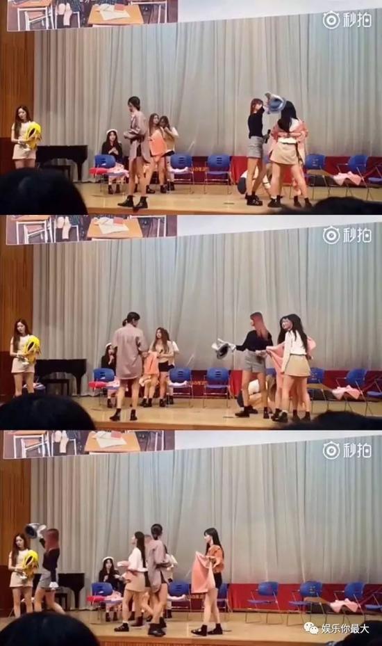 中国姑娘周洁琼颜美情商高 却在韩女团中被排挤?