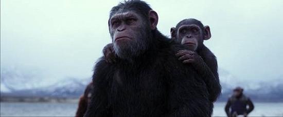 也有外媒认为《猩3》带有历史痕迹和神话色彩。
