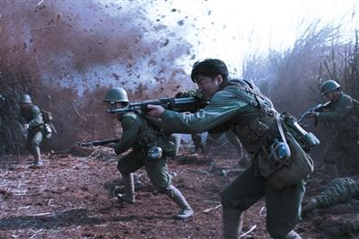 片中战争场面不多,但难度极高。