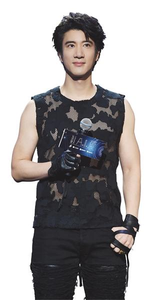 《A.I.爱》王力宏与机器人恋爱 邀李开复客串