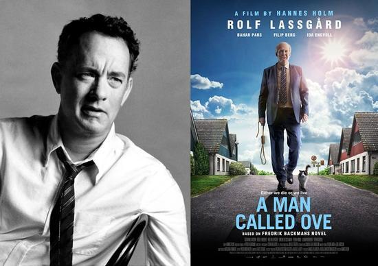 瑞典《欧维决定去死》将翻拍 汤姆·汉克斯主演